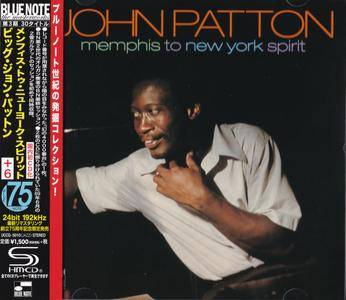 John Patton - Memphis To New York Spirit (1969) {Blue Note Japan SHM-CD UCCQ-5010 rel 2014} (24-192 remaster)