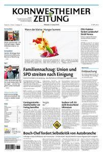 Kornwestheimer Zeitung - 31. Januar 2018