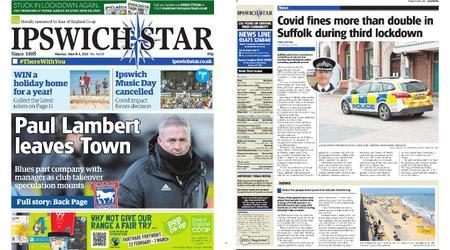 Ipswich Star – March 01, 2021