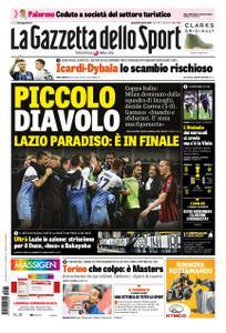 La Gazzetta dello Sport Sicilia – 25 aprile 2019