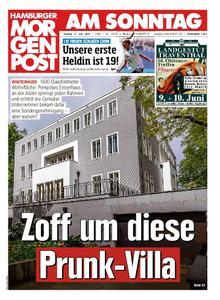Hamburger Morgenpost – 09. Juni 2019