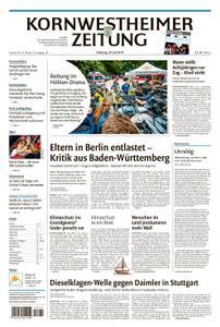 Kornwestheimer Zeitung - 30. Juli 2019