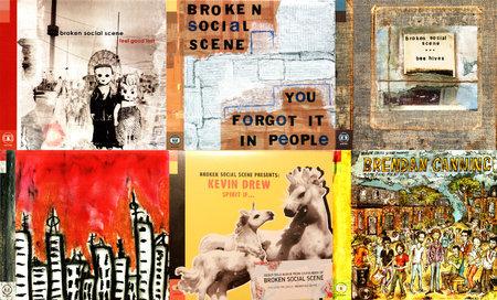 Broken Social Scene - Albums Collection: 2001-2010 (7CD)