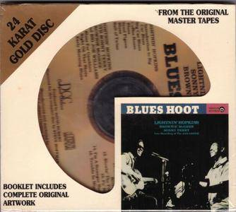 Lightnin' Hopkins, Sonny Terry, Brownie McGhee - Blues Hoot (1961) [ DCC, GZS-1081] Re-up