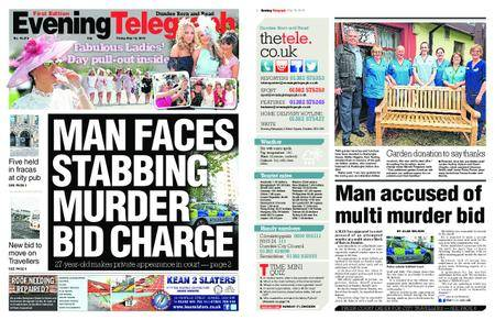 Evening Telegraph First Edition – May 18, 2018