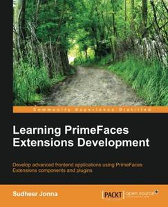 Learning PrimeFaces Extensions Development [Repost]