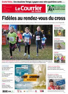 Le Courrier de l'Ouest Nord Anjou – 12 novembre 2019