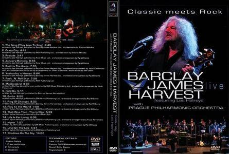 Barclay James Harvest: Classic Meets Rock - Live With Prague Philharmonic Orchestra (2007)