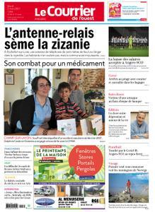 Le Courrier de l'Ouest Angers – 02 mars 2021