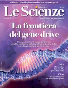 Le Scienze - febbraio 2018