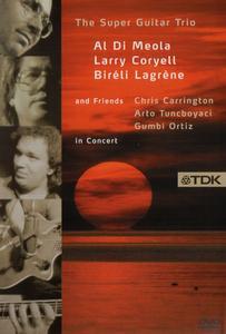 The Super Guitar Trio - DiMeola, Coryell & LaGrene @320