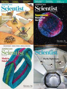 American Scientist 2013 Full Year Collection