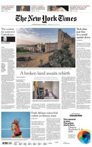 International New York Times - 28 July 2021