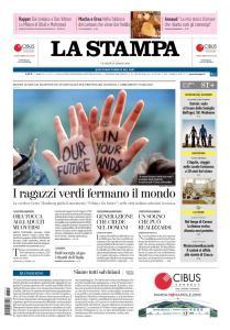 La Stampa Imperia e Sanremo - 15 Marzo 2019
