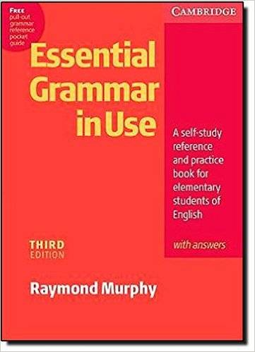 Essential Grammar in Use with Answers: A Self-Study Reference and Practice Book for Elementary Students of English, 3 edition