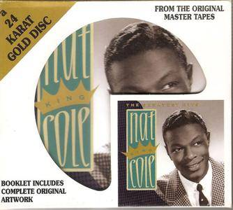 Nat King Cole - The Greatest Hits (1994) [DCC, GZS-1127] Re-up