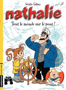 Nathalie - Tome 7 - Tout le Monde sur le Pont! - RE
