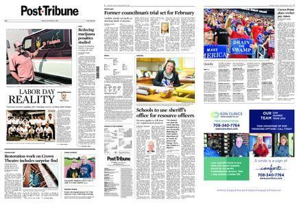 Post-Tribune – September 03, 2018