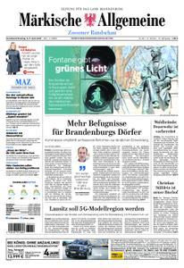 Märkische Allgemeine Zossener Rundschau - 06. April 2019
