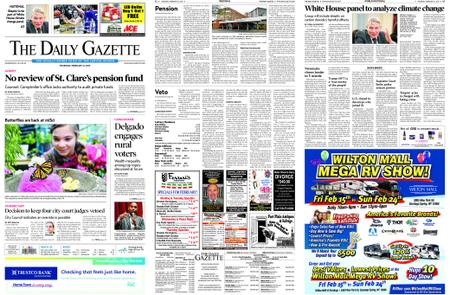 The Daily Gazette – February 21, 2019