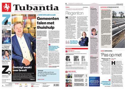 Tubantia - Enschede – 06 april 2019