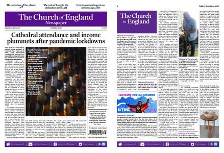 The Church of England – September 01, 2021