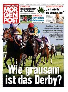 Hamburger Morgenpost – 06. Juli 2019