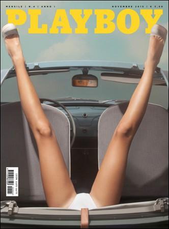 Playboy Italy - Novembre 2015