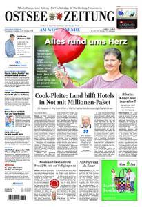 Ostsee Zeitung Ribnitz-Damgarten - 05. Oktober 2019