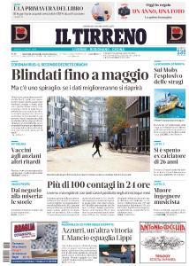 Il Tirreno Livorno - 1 Aprile 2021