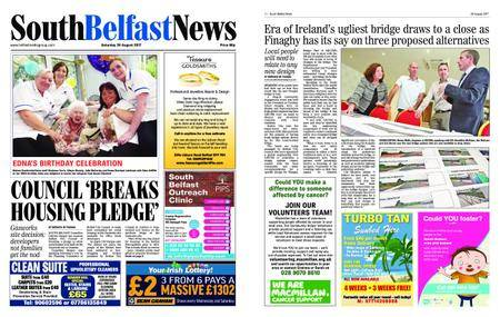 South Belfast News – August 23, 2017
