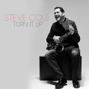 Steve Cole - Turn It Up (2016/2018) [Official Digital Download 24/96]