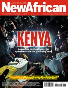 New African - March 2017
