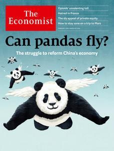 The Economist Latin America – 23 February 2019