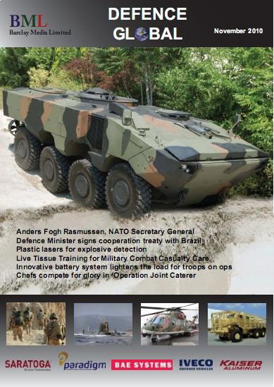 Defence Global Magazine November 2010