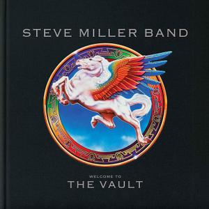 Steve Miller Band - Welcome To The Vault (2019) [3CD + DVD Book Set]