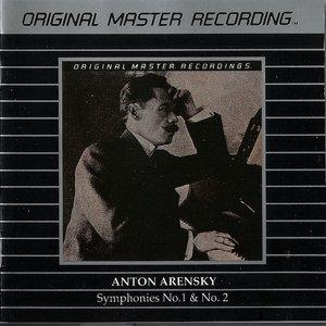 Anton Arensky - Symphonies No. 1 & No. 2 {MFSL MFCD 878} (1988) *RE-UPPED!*