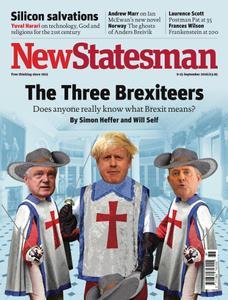 New Statesman - 9 - 15 September 2016