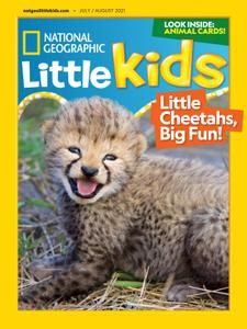 National Geographic Little Kids - July 2021