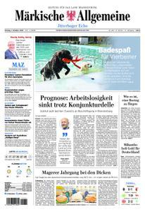 Märkische Allgemeine Jüterboger Echo - 07. Oktober 2019
