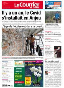 Le Courrier de l'Ouest Angers – 06 mars 2021
