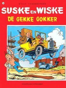 Suske En Wiske - 135 - De Gekke Gokker