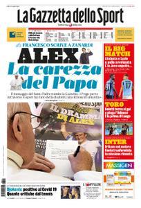 La Gazzetta dello Sport Roma – 24 giugno 2020