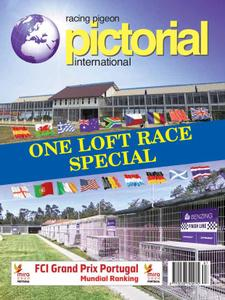 Racing Pigeon Pictorial International – March 2020