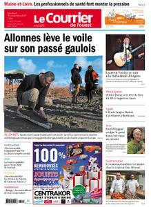 Le Courrier de l'Ouest Angers – 15 novembre 2019