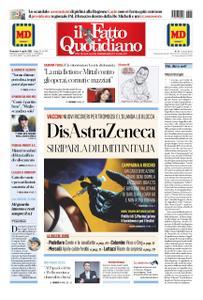 Il Fatto Quotidiano - 04 aprile 2021