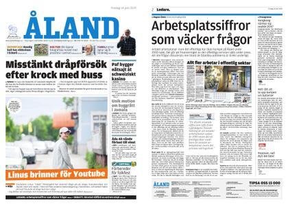 Ålandstidningen – 14 juni 2019