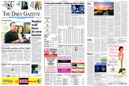 The Daily Gazette – December 27, 2019