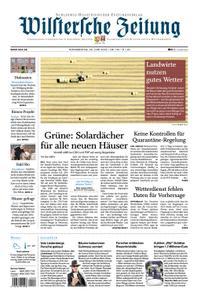Wilstersche Zeitung - 25. Juni 2020