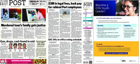 The Guam Daily Post – July 24, 2020